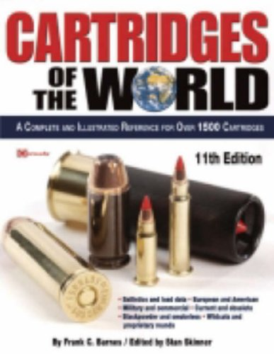 - Cartridges of the World (11th Edition)