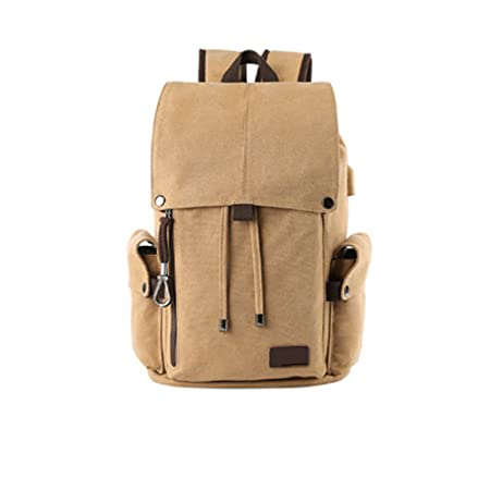 finest selection ae056 74607 Backpack Men s Shoulder Bag Fashion Trend Youth Bag Male College Wind  Students Junior High School Students Travel Outdoor Light  Amazon.co.uk   Kitchen   ...