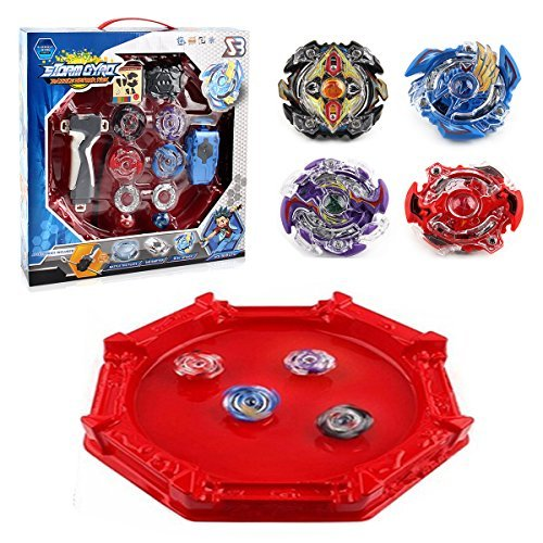 Bey battle blade Burst Evolution Star Storm Battle Set and Arena Included BY LEYAN
