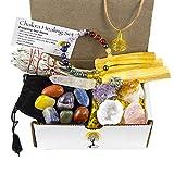 White Sage, Palo Santo Wood & Crystal Healing Kit