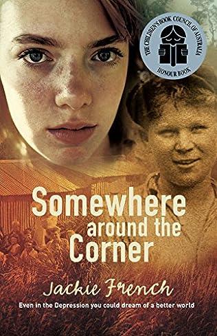 book cover of Somewhere Around the Corner