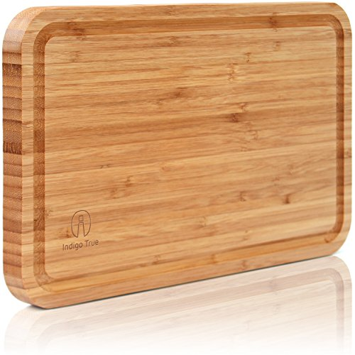 Bamboo Cutting Board Juice Groove product image