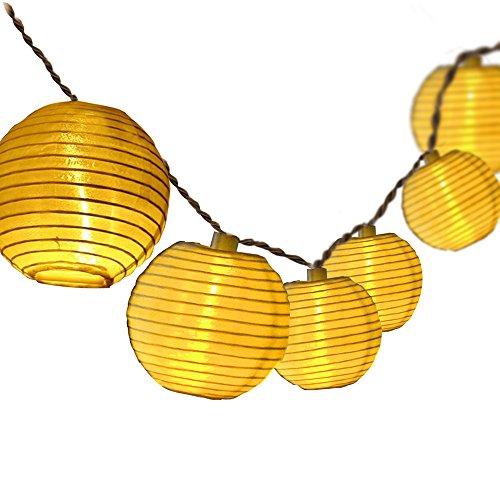 Lantern Globe Lights
