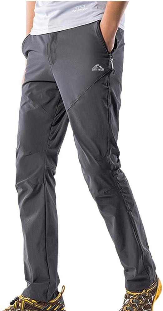 Uomo Taglie Forti Cargo Pantaloni Casual Lavoro Indossare Outdoor Larghi Hip Hop