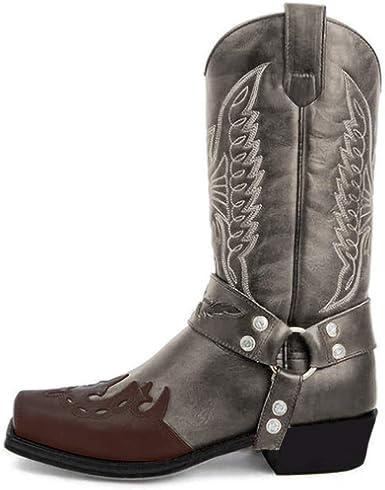 Woens Boots Non-slip Slip-On Round Toe