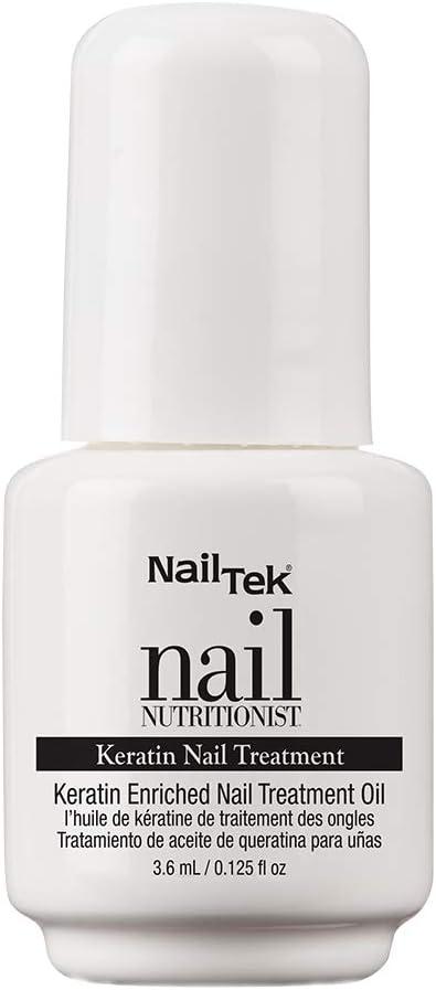 Nail Tek - Nutritionist Keratin Nail Treatment - 0.125oz / 3.6ml