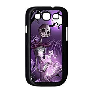 Customize Cartoon Nightmare Before Christmas Back Case for Samsung Galaxy S3 i9300 JNS3-1579
