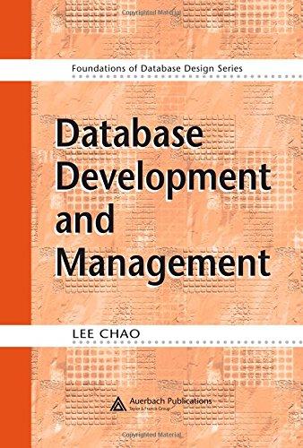 Database Development and Management (Foundations of Database Design)