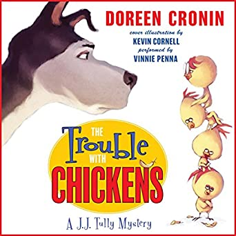 Amazon.com: The Trouble with Chickens: A J. J. Tully Mystery ...