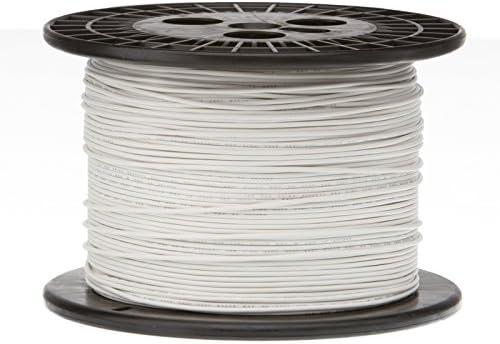 0.0254 Diameter Violet 600 Volts UL1015 22 AWG Gauge Stranded Hook Up Wire 25 ft Length
