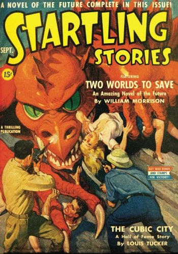 Startling Stories - 09/42: Adventure House Presents: