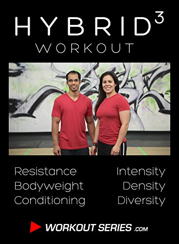 Hybrid 3 Workout Program: The Hybrid3 Approach Takes Outside Resistance + Bodyweight + Metabolic Conditioning Creating A Synergistic Marriage By Performing Them With Intensity + Density + Diversity.
