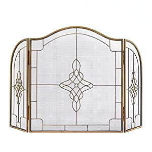 Art Deco Fireplace Screens