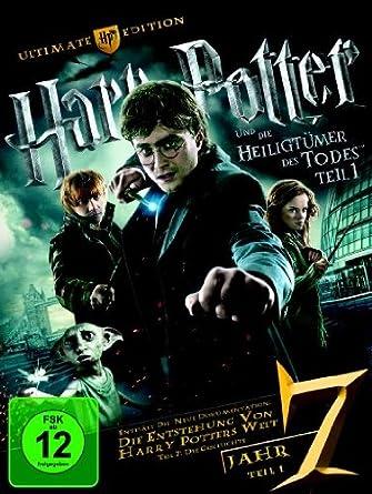 Harry Potter und die Heiligtümer des Todes Teil 1 Ultimate Edition ...