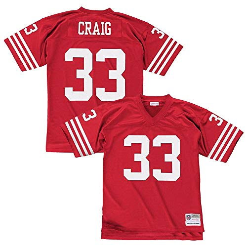 3b5a835cf74 Roger Craig San Francisco 49ers Memorabilia at Amazon.com