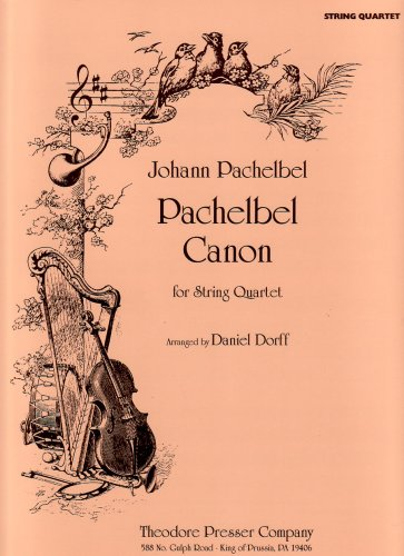 Read Online Pachelbel Canon - String Quartet PDF