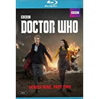 Doctor Who: Series 9 Part 2 [Blu-ray]