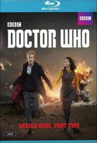 Doctor Who: Series 9 Part 2 Edizione: Stati Uniti Italia Blu-ray: Amazon.es: Nglish, E.: Cine y Series TV