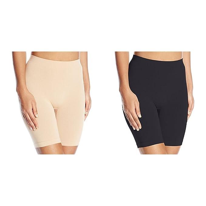 84a801fee3 Vassarette Women s Comfortably Smooth Slip Short Panty 12674 at ...