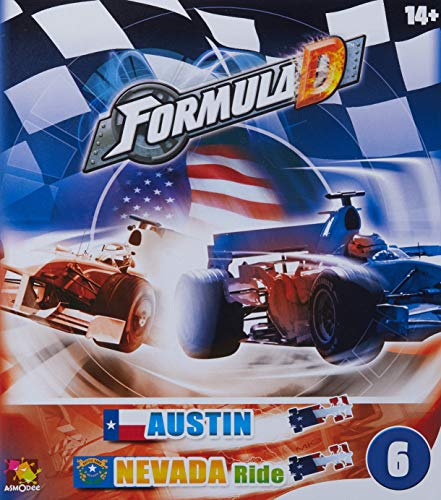 Formula D: Exp 6 Austin/Nevada