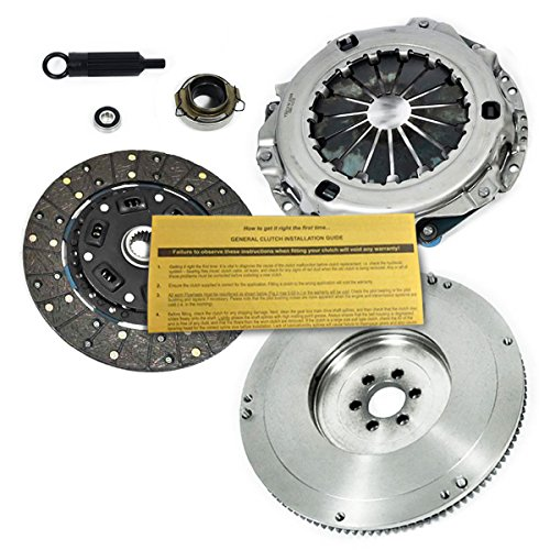 4wd 1988 Pickup Toyota (EFT PREMIUM OE CLUTCH KIT & FLYWHEEL 87-88 4RUNNER PICKUP 2.4L TURBO / 93-95 4WD)