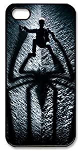 LZHCASE Personalized Protective Case for iPhone 5 - Amazing Spiderman by icecream design