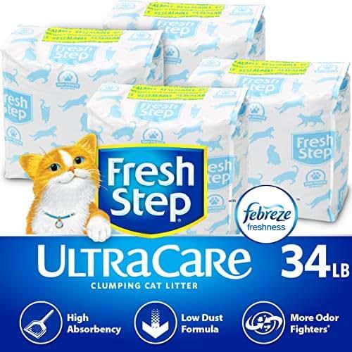 Cat Litter: Fresh Step UltraCare