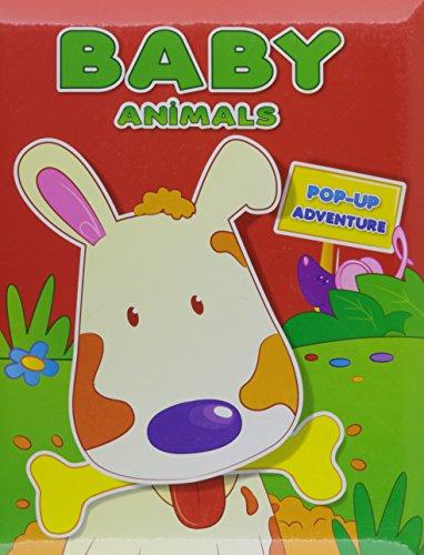 POP UP ADVENTURES - BABY ANIMALS