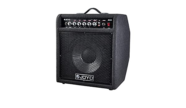 Amazon.com: AMPLIFICADOR BAJO ELECTRICO - Joyo (JBA35): Musical Instruments