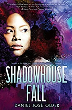 Shadowhouse Fall by Daniel José Older fantasy book reviews