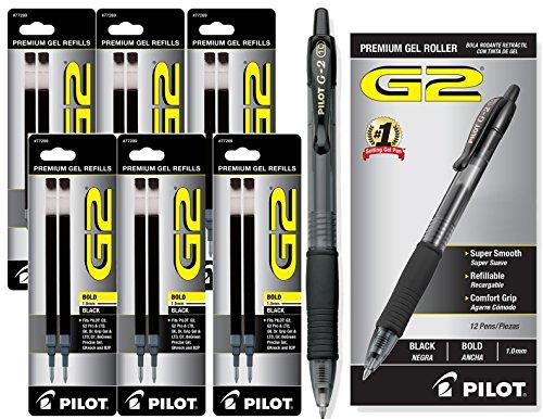 Q7 Retractable Gel Ink - 3