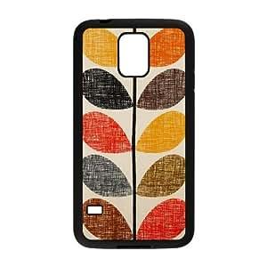 Samsung Galaxy S5 Phone Case Black orla kiely BVGJ8779118