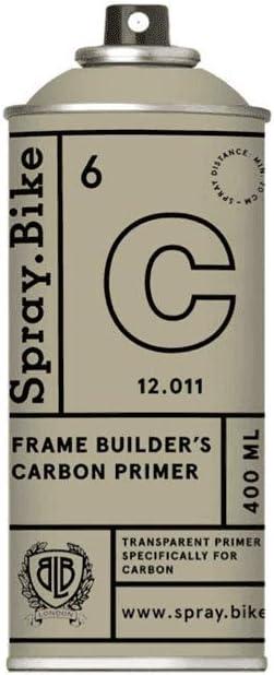 Spray.Bike Frame Builders Carbon Primer: Amazon.es: Coche y moto
