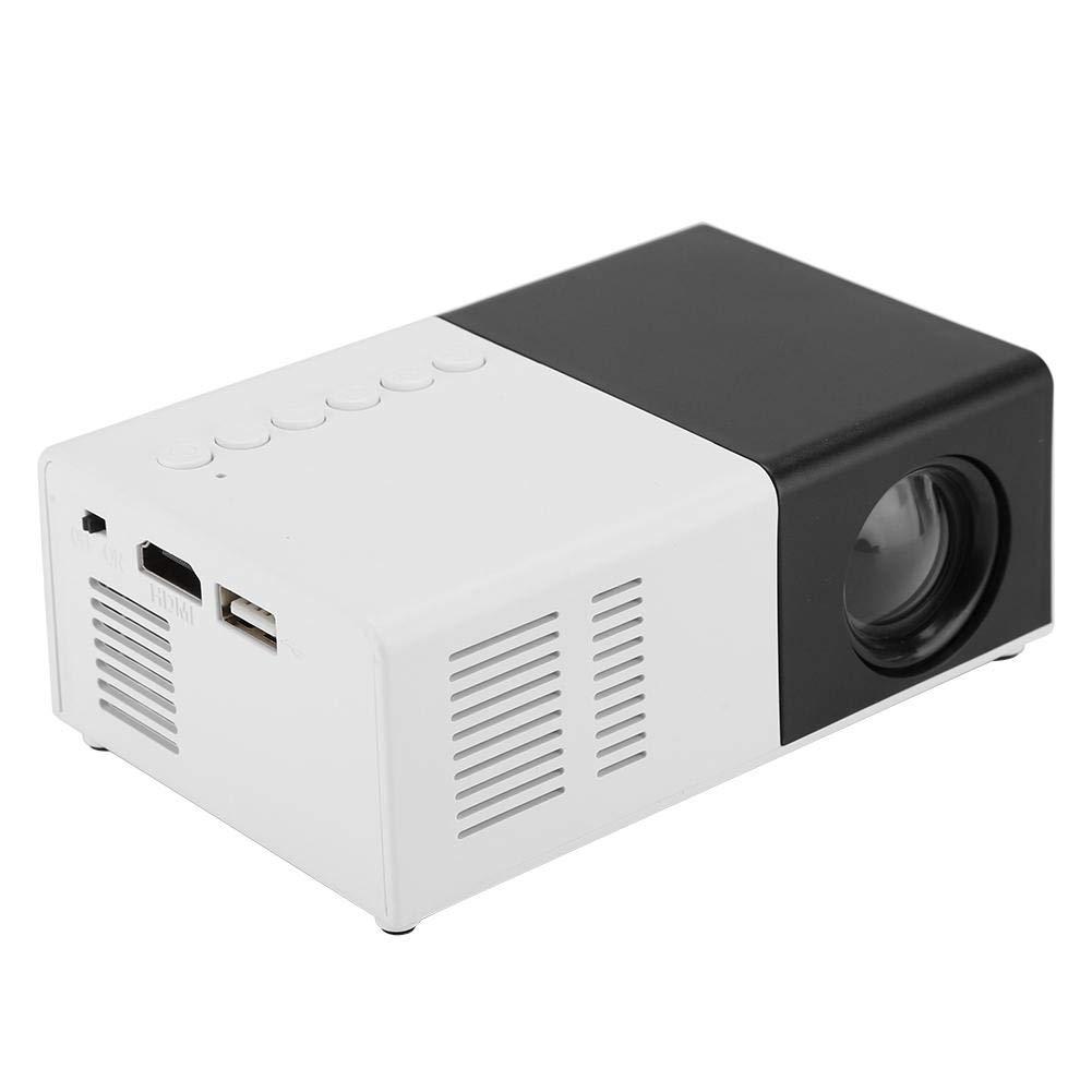 Tangxi Mini Proyector Portátil, 2.0 Pulgadas LED 1080P Proyectores ...