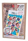 Bean Bag Toss, 2 Games in 1. Pro-Am Pop-Art Version & Baseball Pop Art Version