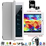 Indigi 7'' Android 4.4 KitKat 3G Unlocked Dual-Sim Phablet Phone & Tablet w/ SmartCover & Bundle Included