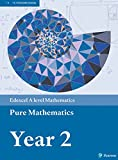 img - for Edexcel A level Mathematics Pure Mathematics Year 2 Textbook (A level Maths and Further Maths 2017) book / textbook / text book