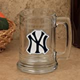 Great American Products MLB New York Yankees Tankard, One Size, Black