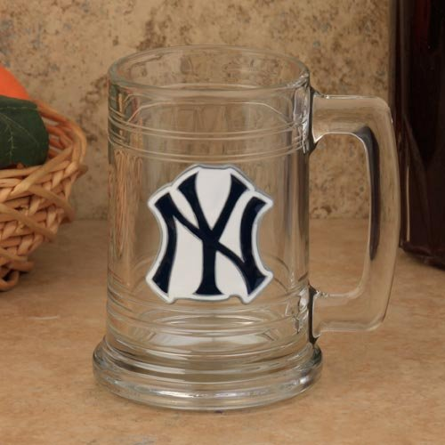 MLB-New-York-Yankees-Tankard-One-Size-Black