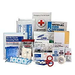 First Aid Only 90785 Ansi 2015 Compliant 25 Person Contractor Class A+ First Aid Kit Refill