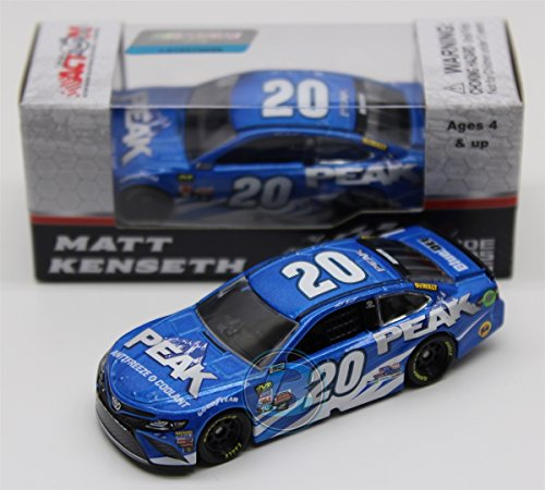 Lionel Racing Matt Kenseth #20 Peak 2017 Toyota Camry 1:64 Scale HT Official Diecast of The NASCAR Cup Series