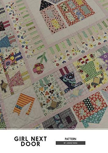 Jen Kingwell Collective - Girl Next Door (Paper Pattern)