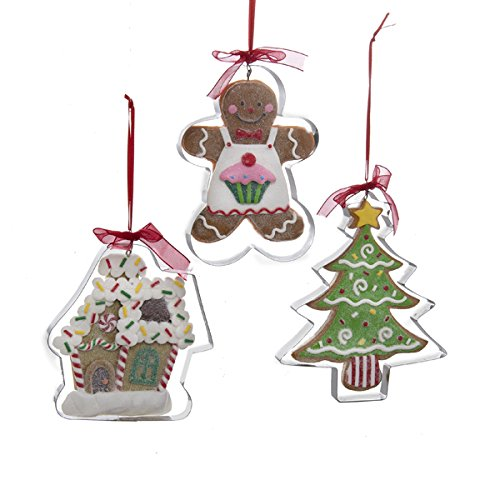 Christmas Holiday Cookie Ornament - Kurt Adler 5.25