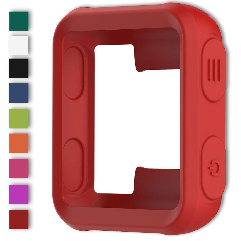 Cyeeson - Coque de protection pour montre sportive Garmin Forerunner 35 avec GPS - Souple, en silicone