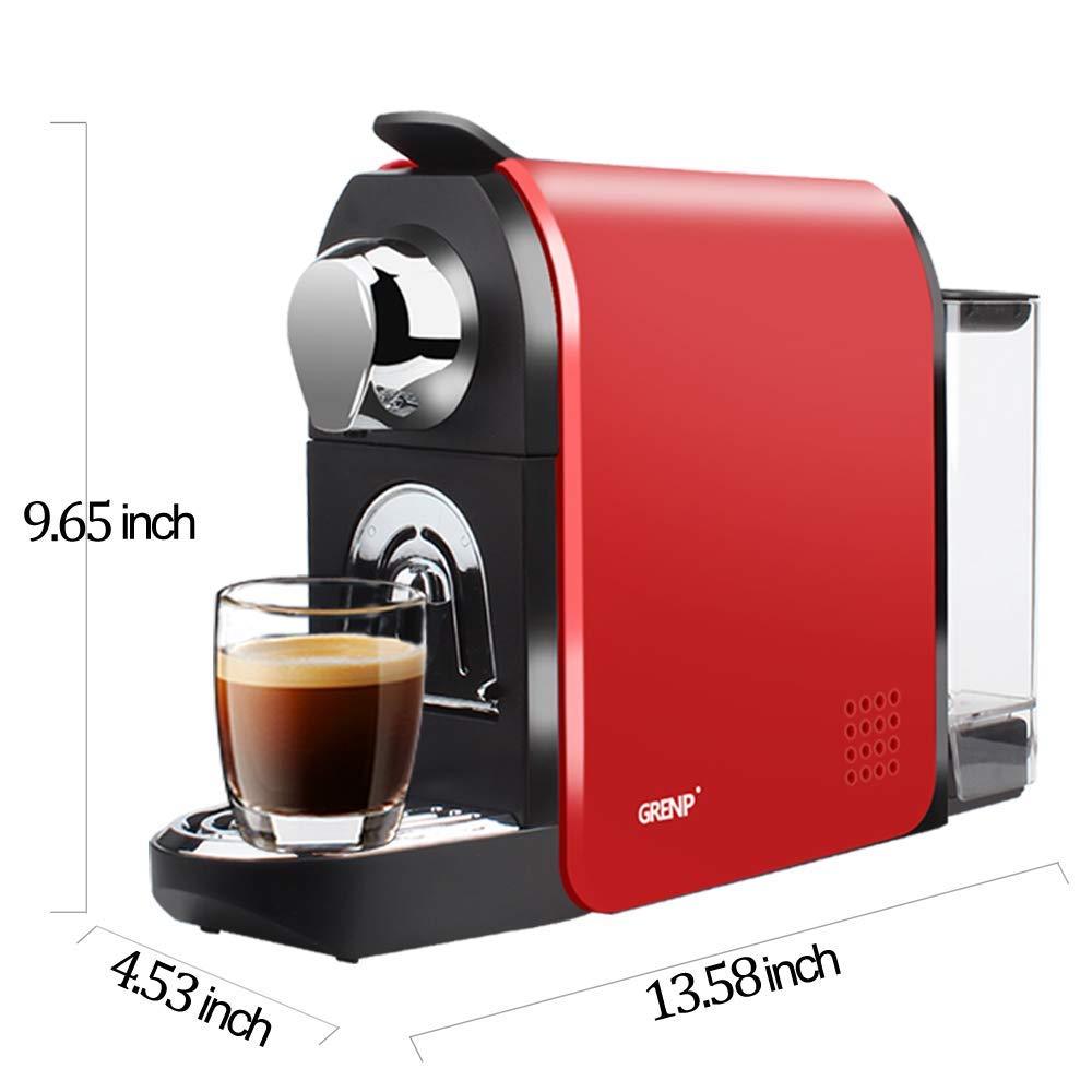Amazon.com: Máquina de café expreso compatible con Nespresso ...