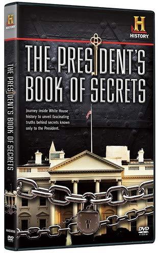 Book Of Secrets Dvd - President's Book Of Secrets