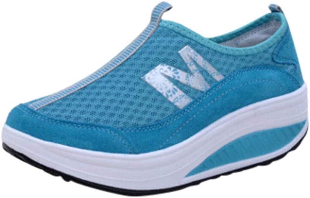Womens Shoes Hemissy Women/'s Slip On Walking Shoes Lightweight Casual Running Sneakers