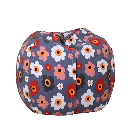 Stuffed Animal Storage Bean Bag Chair - 38