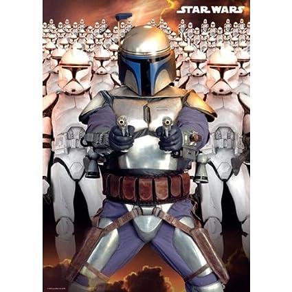 ABYstyle - Juego de Cartas Jango Fett Star Wars (ABYDCO092 ...