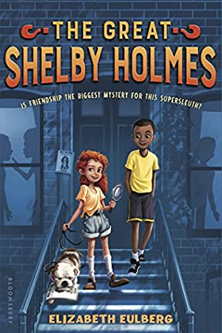 book cover of The Great Shelby Holmes